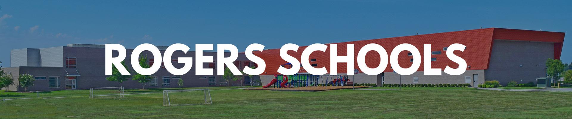 Search Neighborhoods in the Rogers School District ...